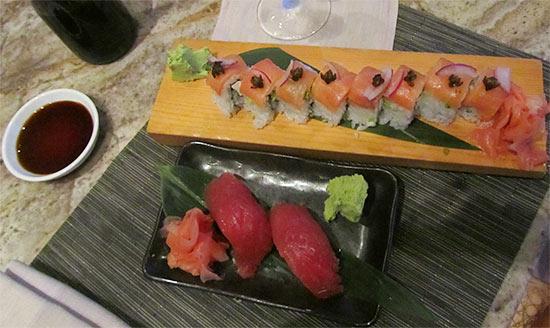 viceroy sushi