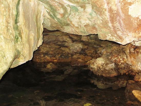 Big spring miniature cavern
