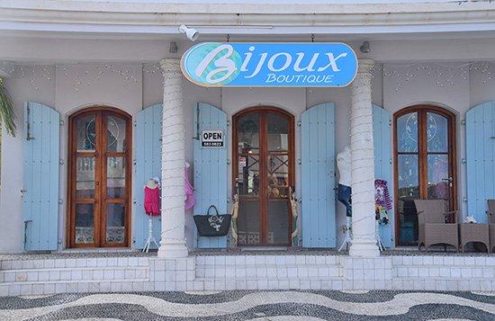 outside bijoux boutique