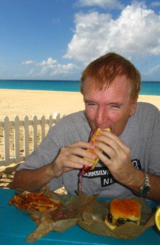 meads bay beach shack