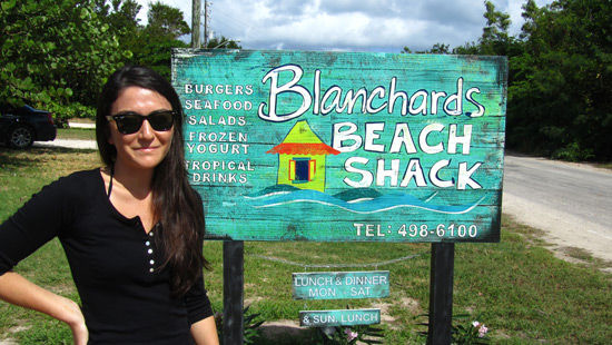 blanchards beach shack