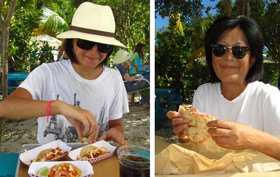 blanchards beach shack taco
