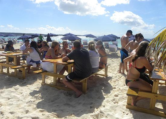 anguilla catamaran blue sea event