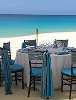 blue sea anguilla