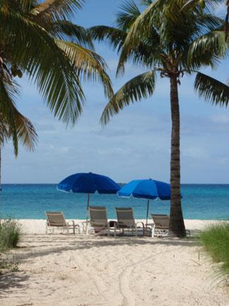 Anguilla hotel, Blue Waters, beach