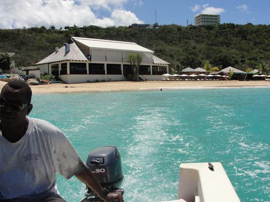 Calvin, Crocus Bay, Da'Vida, Little Bay