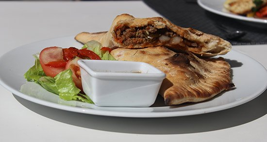 calzones from blue bar