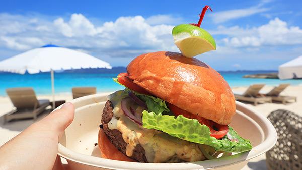 cap shack burger