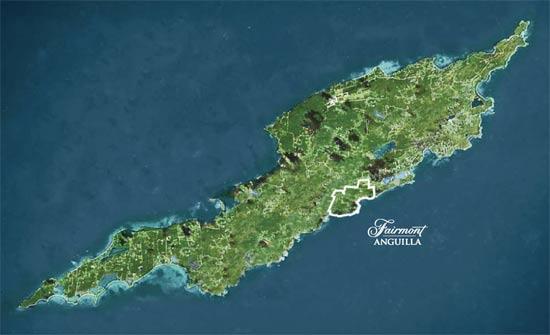 Caribbean golf anguilla golf fairmont