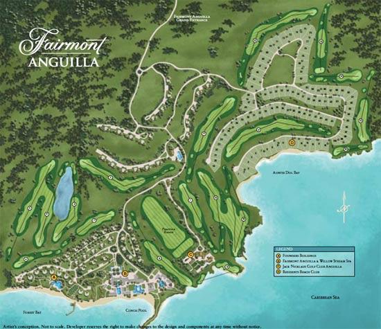 Caribbean golf anguilla