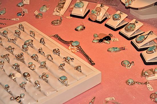 caribbean larimar gem stone jewelry