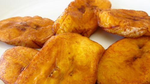 side of plantain