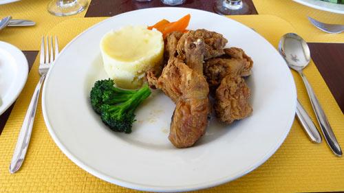 vitorina chicken