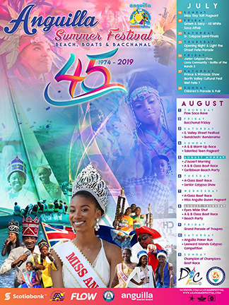 Anguilla Carnival Line up