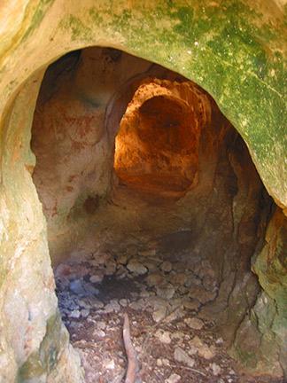 Iguana Cave, Anguilla