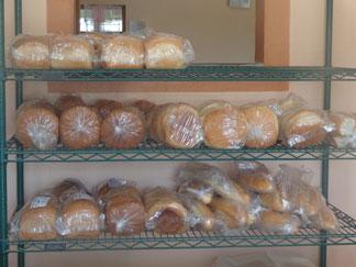 Mary's Bakery, Anguilla, cheap eats