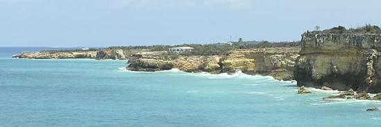 Cheap Caribbean Vacation Cliffs