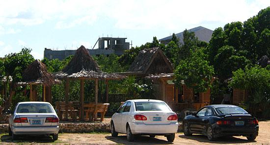 Anguilla holiday restaurant