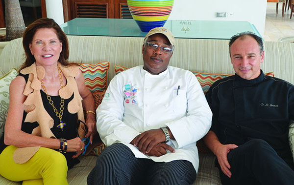chef dean samuel of anguilla cap juluca