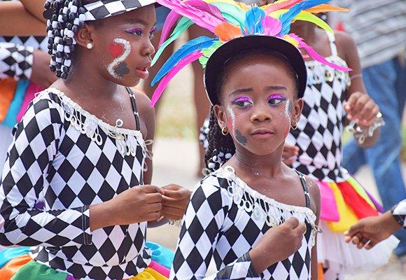 Anguilla Carnival parade