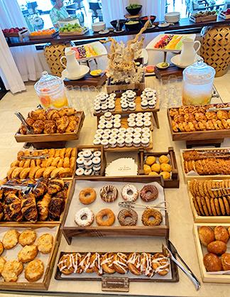 Cip's Breakfast Buffet at Belmond Cap Juluca