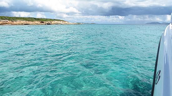 glassy seas in anguilla