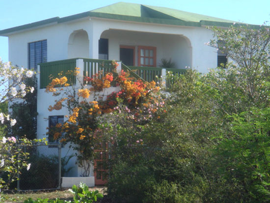 Anguilla villas country cottage