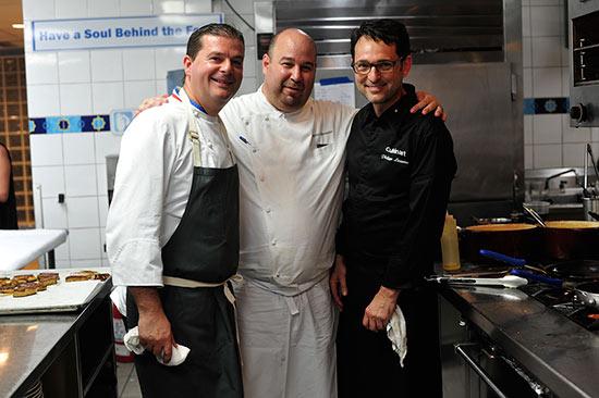 with executive chef jasper schneider