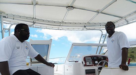 crew on sea pro charters