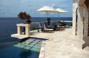 Anguilla villas desert rose