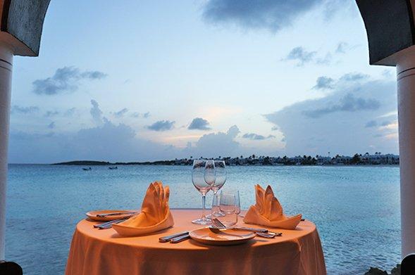 pimms restaurant at belmond cap juluca anguilla