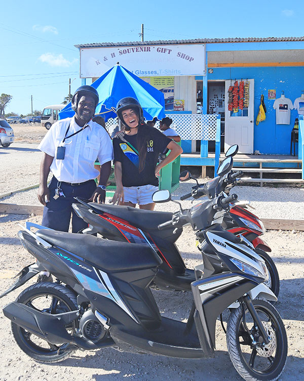 d&d scooter and car rental in blowing point anguilla