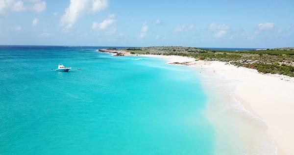 Great Bay Dog island, Anguilla's Rum & Reel Charters