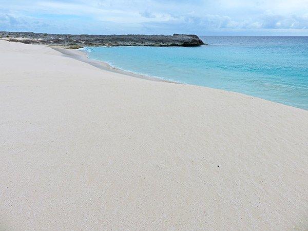 dog island pristine beach anguilla