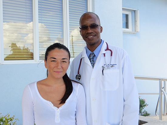 dr. hughes Anguilla