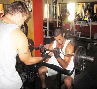 dungeon gym anguilla