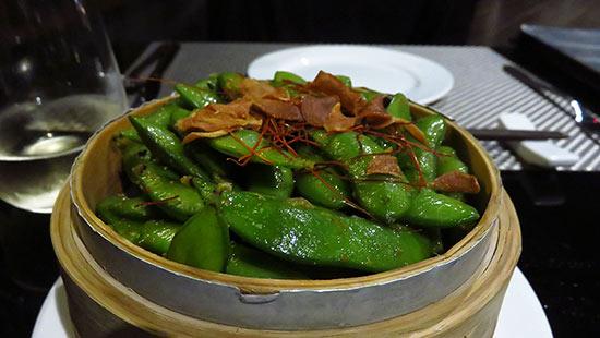 spicy edamame tokyo bay