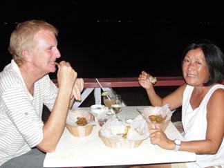 Ferry Boat Inn Wings Night Anguilla