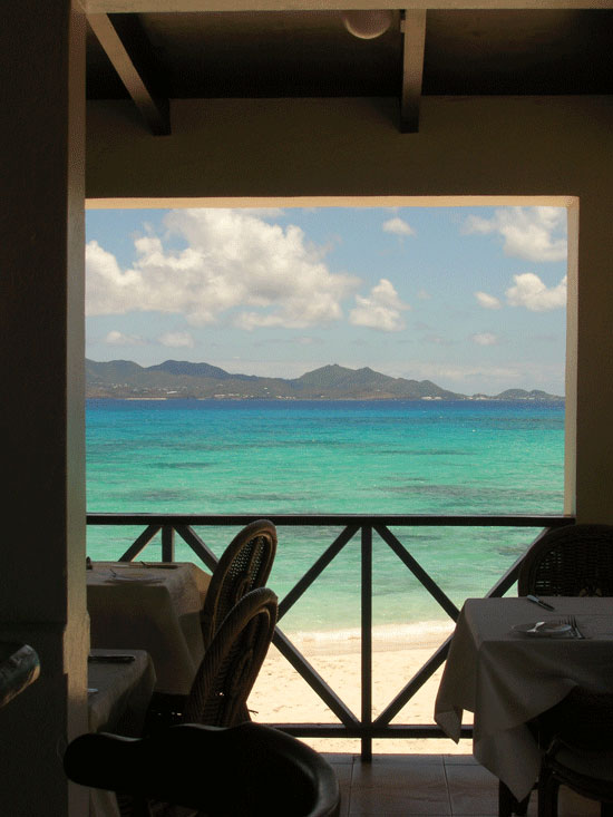 Ferryboat Inn Restaurant, Anguilla