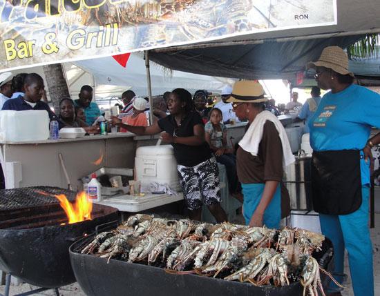 Festival del Mar anguilla lobster