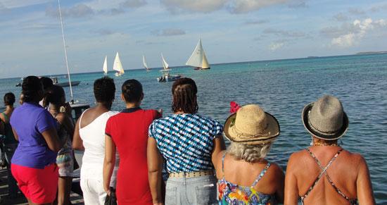 Festival del Mar, Anguilla island harbour