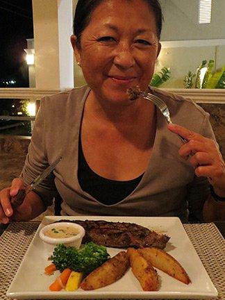 steak flavours anguilla
