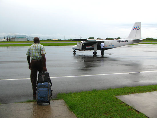 anguilla airport runway