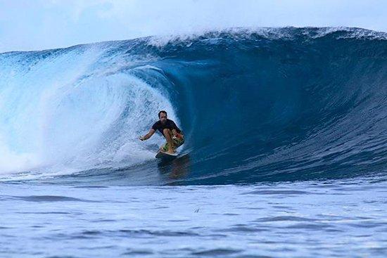 franck rigal surfer st. martin indonesia