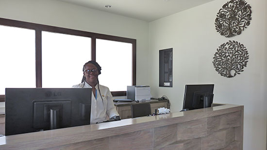 guest services at zemi beach house