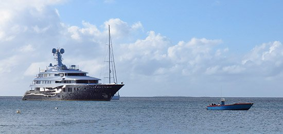 harry styles yacht in anguilla