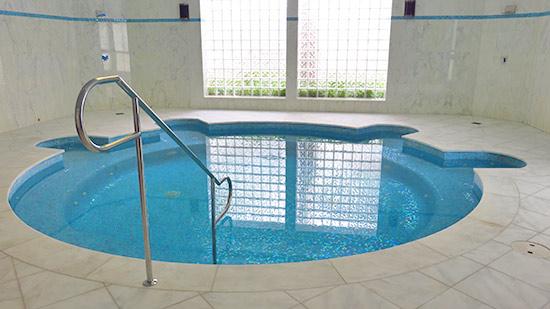 healing waters mineral pool