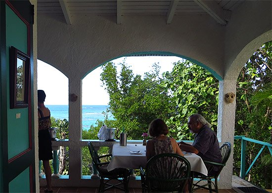 hibernia anguilla resaturant lunch