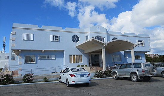 hughes medical center anguilla