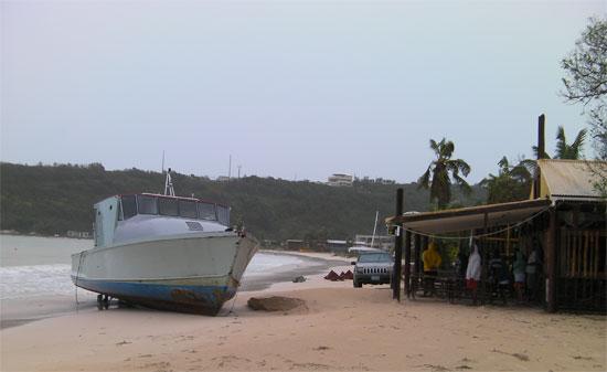 anguilla weather